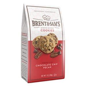 Brent & Sam Chocolate Chip Pecan