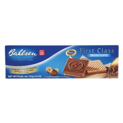 Bahlsen First Class - Milk