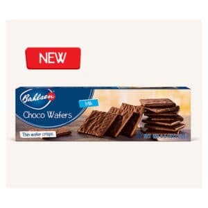 Bahlsen Chocolate Wafers - Milk