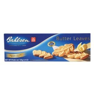 Bahlsen Butter Leaves