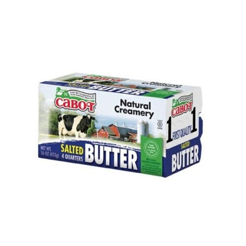 Cabot Butter Salted (Blue)  (18 pc)