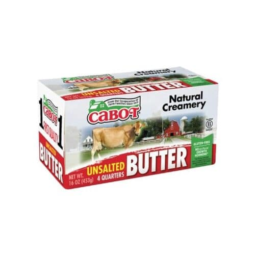 Cabot Butter Unsalted (Red)  (18 pc)