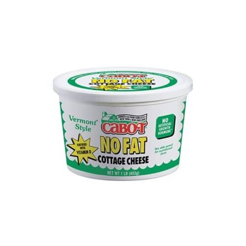 Cabot Non Fat Cottage Cheese #0130 (12 PC) #1769 (6 PC)