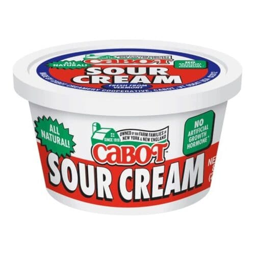 Cabot Regular Sour Cream  (12 pc)