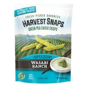 Calbee Snapea Crisps Wasabi Ranch