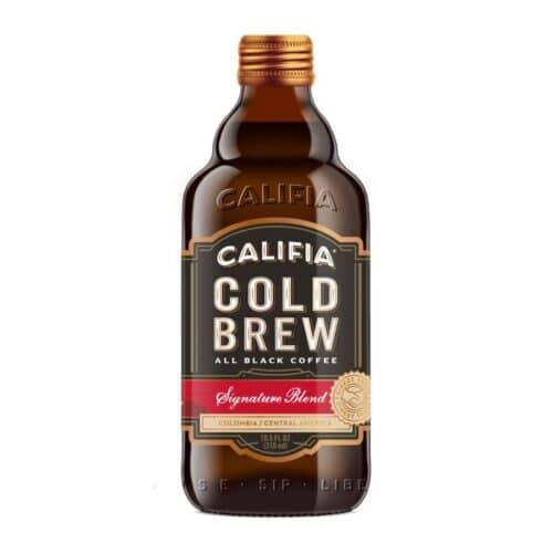 Califia Farms Cold Brew Black Coffee Signature