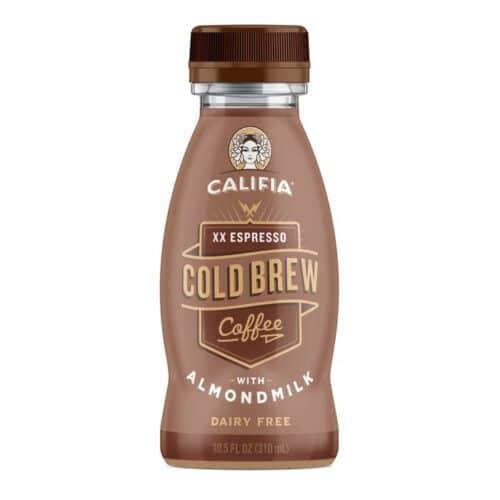 Califia Farms Iced Coffee w/AlmondMilk Doublex Espresso(8/10.5oz)