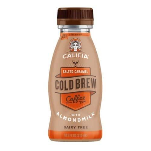 Califia Farms Iced Coffee Salted Caramel(8/10.50oz)