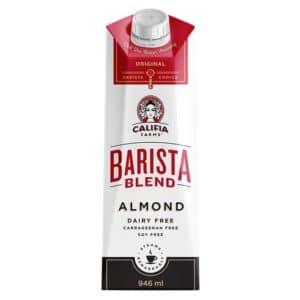Califia Farms Barista Blend Pure Almondmilk Original(6/32oz)