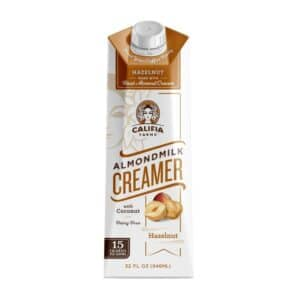Califia Farms Coffee Creamer Hazelnut (6/32oz)