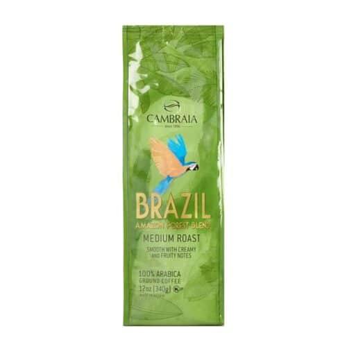 Cambraia 100% Arabica Coffee Ground Amazon Forest Medium Roast