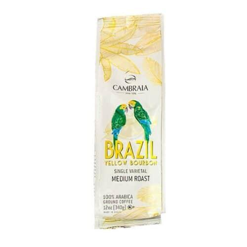 Cambraia 100% Arabica Coffee Ground Yellow Bourbon Medium Roast