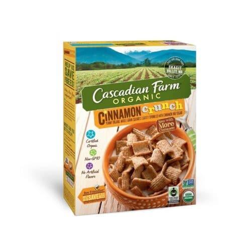 Cascadian Org. Cereal Cinnamon Crunch