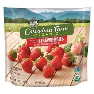 Cascadian, Org. Frozen Strawberries (#54301-4)