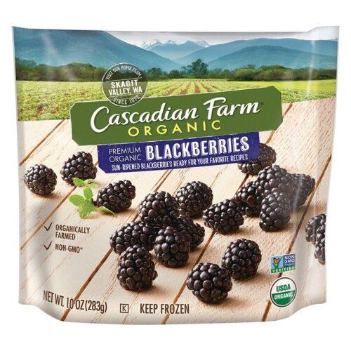 Cascadian, Org. Frozen Fruit Blackberries