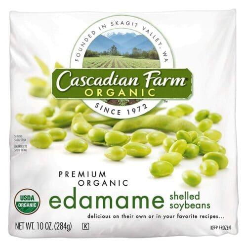Cascadian, Org. Bean Edamame Shelled Poly