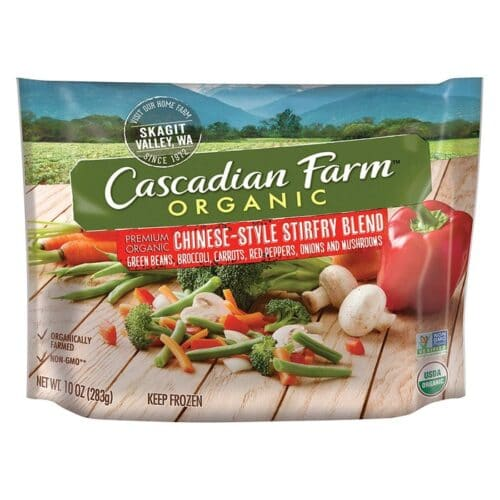 Cascadian, Org. Vegetable Chinese Stirfry Poly