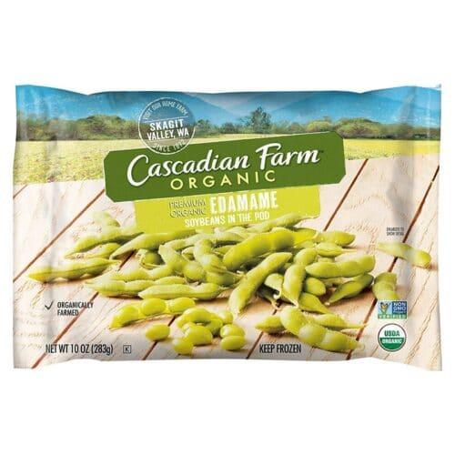 Cascadian, Org. Frozen Bean Edamame in Pod Poly (#50346)
