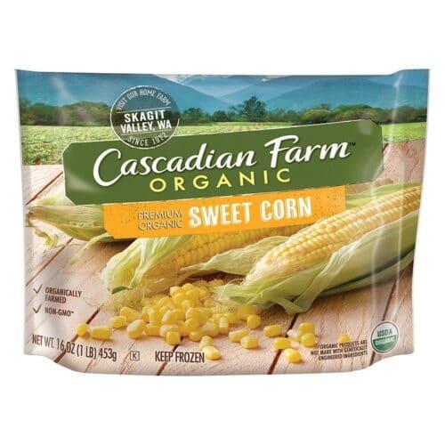 Cascadian, Org. Frozen Sweet Corn (#50124-3)