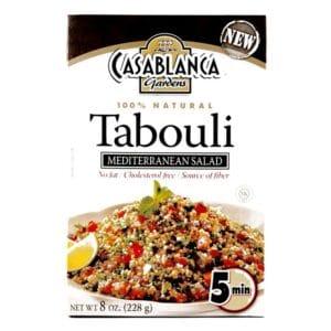 Casablanca Tabbouleh Mediterranean Salad #1937