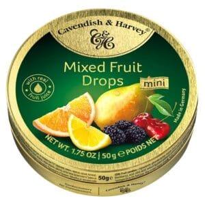 Cavendish & Harvey Mixed Fruit Tins Small