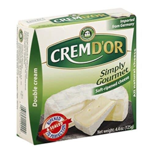 Champignon Cremdor Soft-Ripened Cheese (10pc)