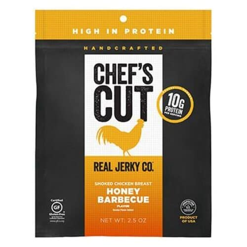 Chef's Cut Real Chicken Jerky Honey Barbeque