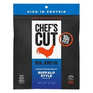 Chef's Cut Real Chicken Jerky Buffalo Style