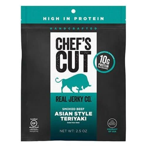 Chef's Cut Real Beef Jerky Asian Style Teriyaki