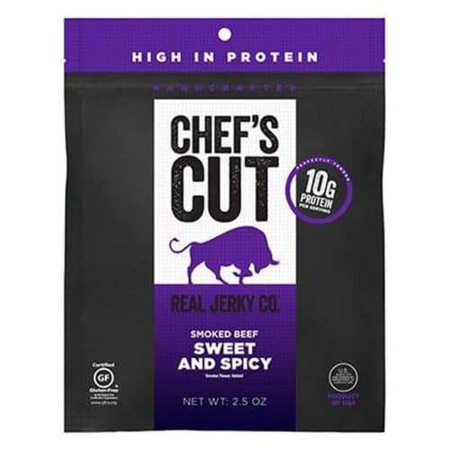 Chef's Cut Real Beef Jerky Sweet & Spicy