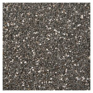 Black Chia Seeds #55