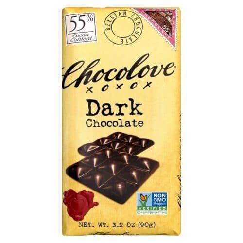Chocolove Pure Dark Chocolate 55%