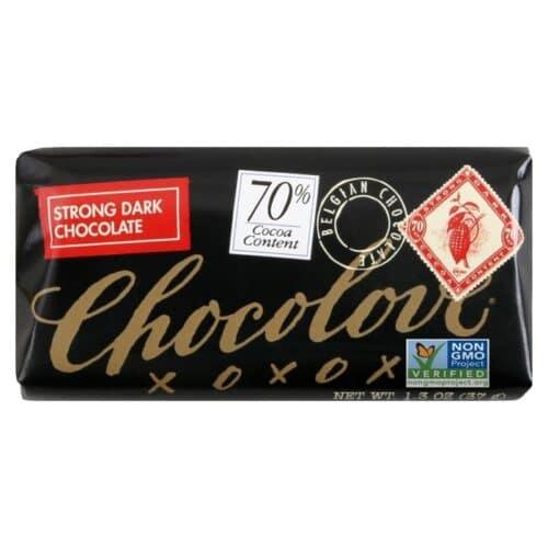 Chocolove MINI Strong Dark Chocolate 70%