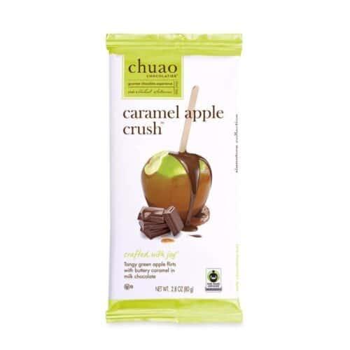 Chuao Caramel Apple Crush Milk Chocolate Bar #00986 (12/2.8oz)