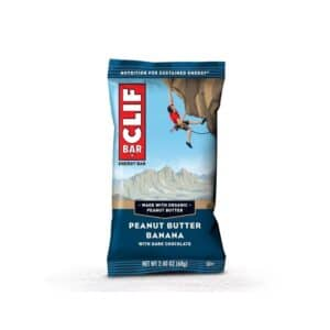 Clif Bar Peanut Butter Banana w/Dark Chocolate