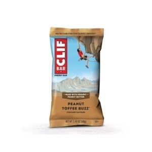 Clif Bar Peanut Toffee Buzz
