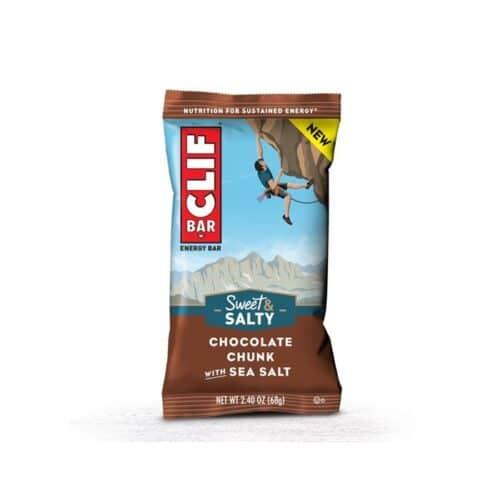 Clif Bar Sweet & Salty Chocolate Chunk w/Sea Salt