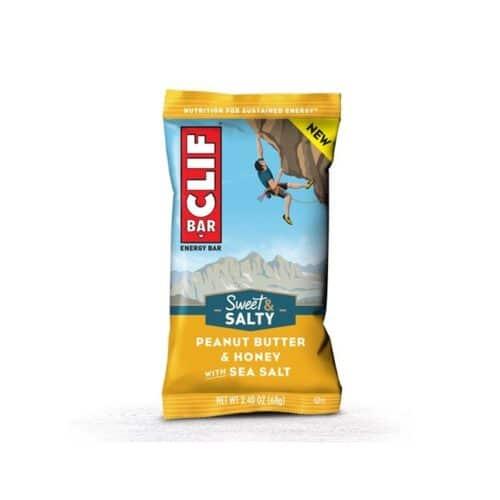 Clif Bar Sweet & Salty Peanut Butter & Honey w/Sea Salt
