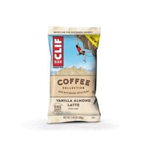 Clif Bar Coffee Collection Vanilla Almond Latte