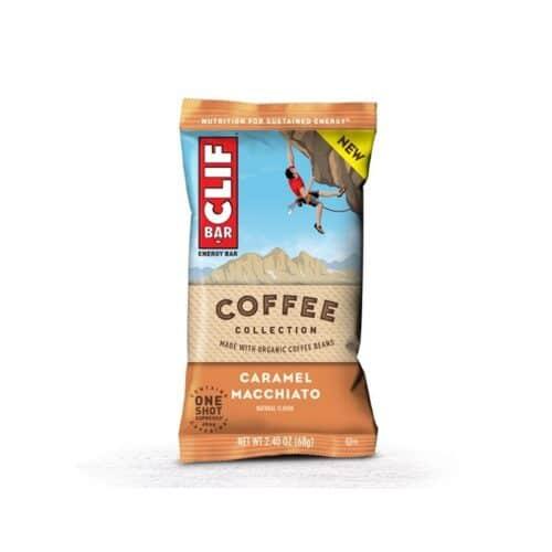 Clif Bar Coffee Collection Caramel Macchiato
