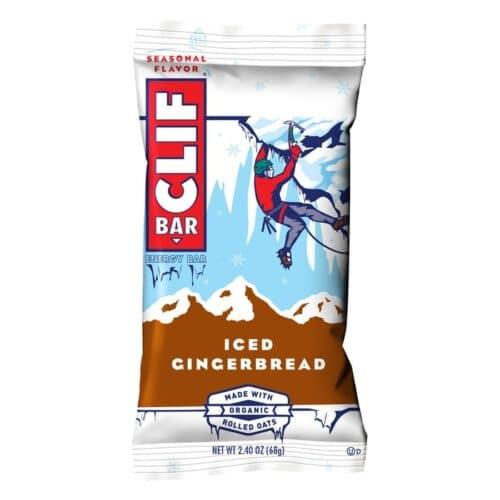 Clif Bar Iced Ginger Bread