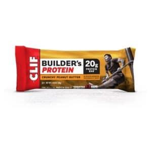 Clif Builder`s Crunchy Peanut Butter