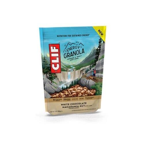 Clif Energy Granola White Chocolate Macadamia Nut