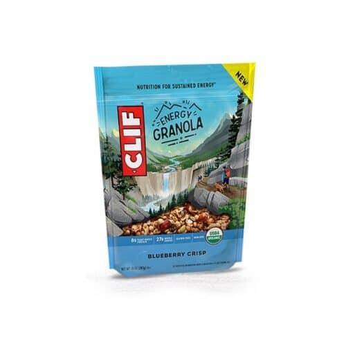 Clif Org Energy Granola Blueberry Crisp