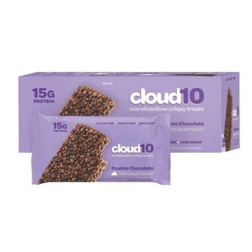 Cloud 10 Marshmallow Crispy Double Chocolate