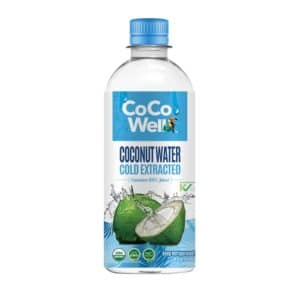 Coco Well Organic Coconut Water Cold Extracted