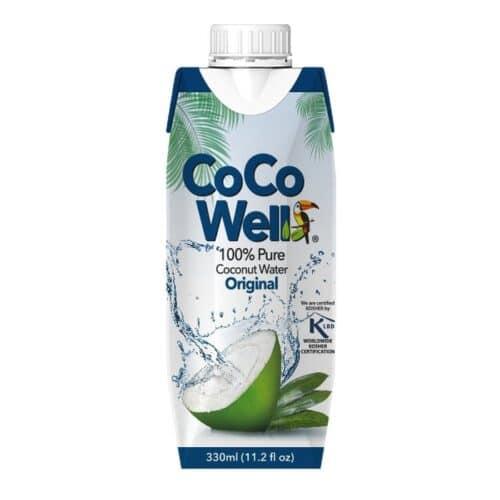 Coco Well Coconut Water Original (12/11.2oz)