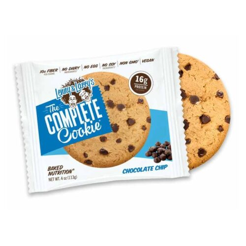 Complete Chocolate Chip Cookie
