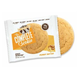 Complete Peanut Butter Cookie