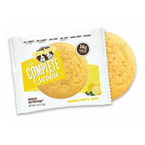 Complete Lemon Poppy Seed